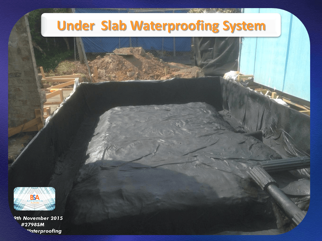 under-slab-vapour-barrier