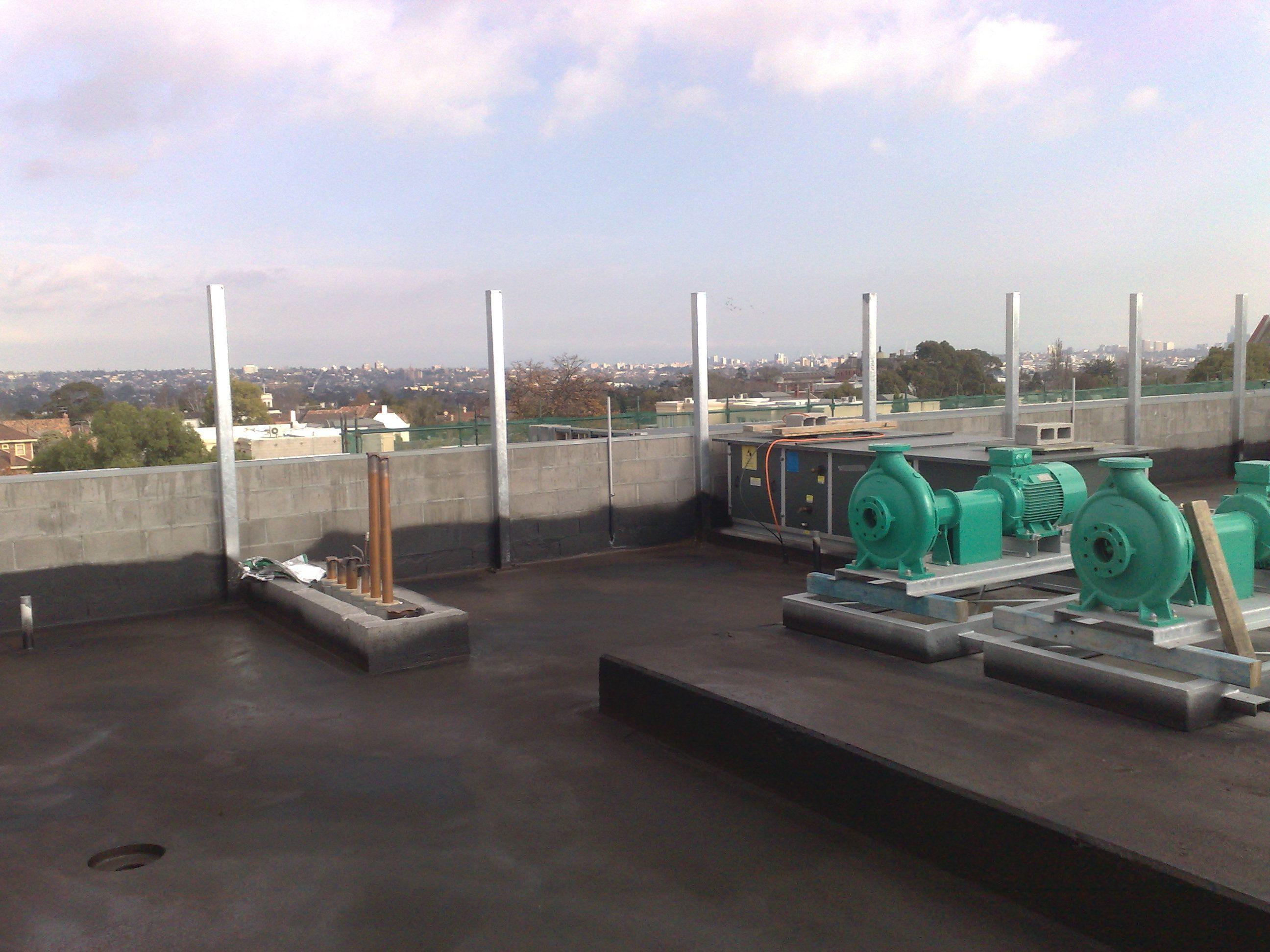 Roof leaks repairs services waterproofing builders