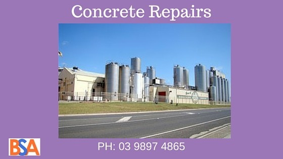 Concrete Waterproofing Repairs