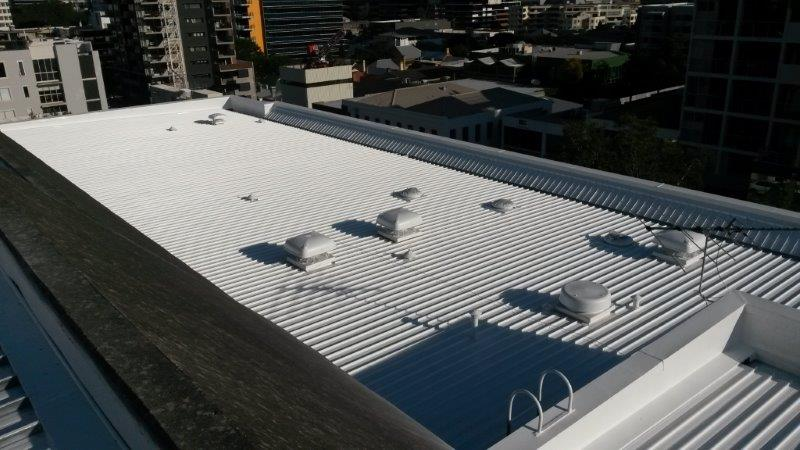 Melbourne Waterproofing Metal Roof