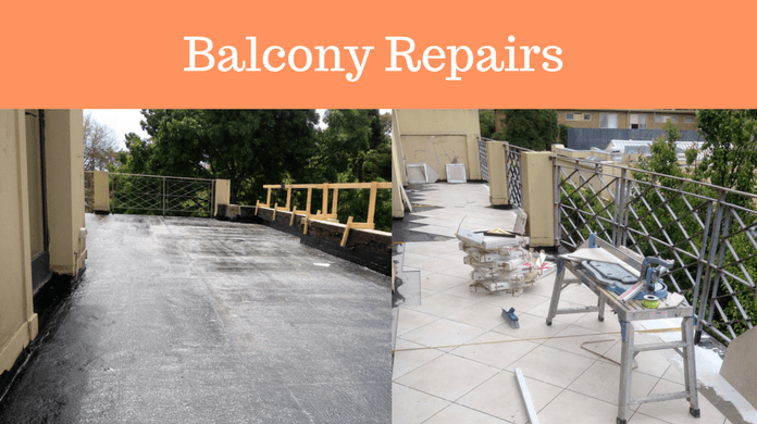 Balcony Repairs Builder Melbourne
