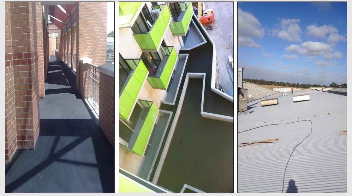 Advantages of Using Liquid Applied Waterproofing Membranes