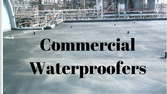 Commercial Waterproofers in Melbourne